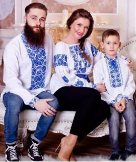 Семейный комплект Петриковка