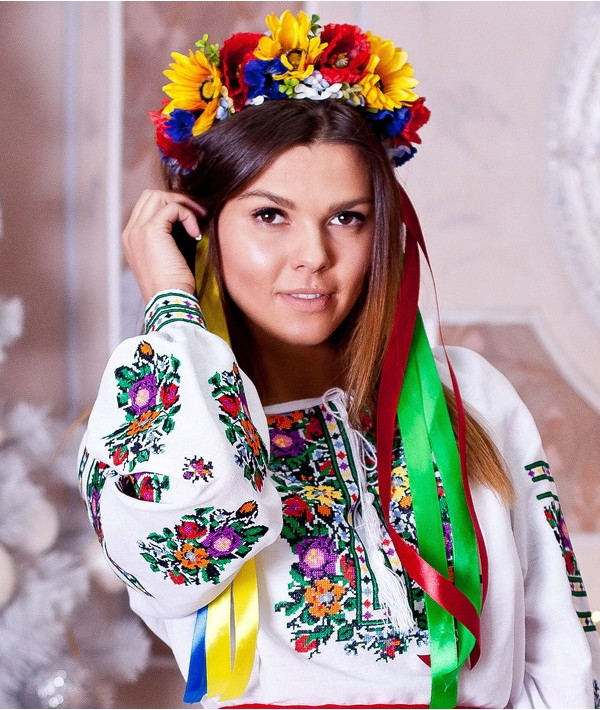 картинки веночек украинский